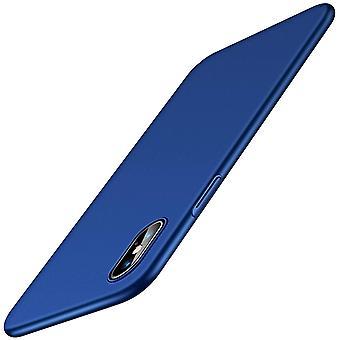 FengChun Ultra Dünn für iPhone X Hülle/iPhone XS Hülle mit Panzerglas [1 Hülle+2 Panzerglas] Schlank