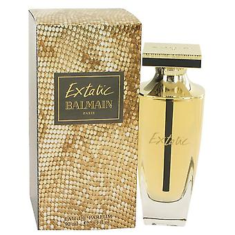 Extatic balmain eau de parfum spray by pierre balmain 533154 90 ml
