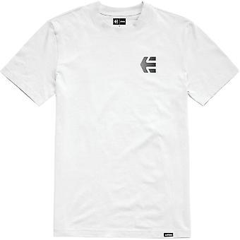 Etnies Team Vent Short Sleeve T-Shirt in White