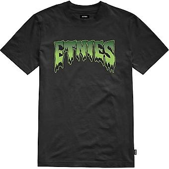 Etnies Comics camiseta de manga corta en negro