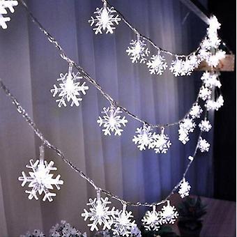 Joulun kukat kukat led string keiju valot