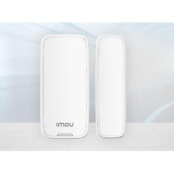 Smart 433mhz Wireless Tür Fenster Magnetischer Sensor Detektor Innen