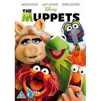 Muppets Movie DVD