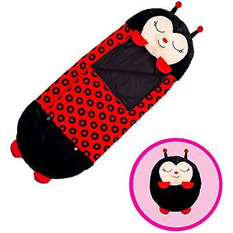 Large Happy Nappers Sleeping Bag Kids Play Pillow Soft Warm Toys