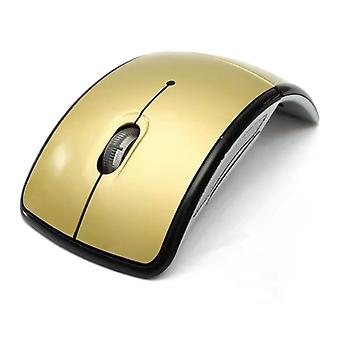 USB langaton taittuva erittäin ohut hiiri