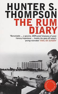 Rum Diary by Hunter S Thompson