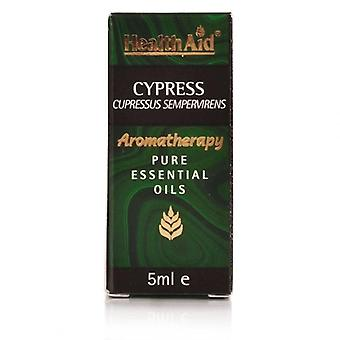 HealthAid sypressiöljy 5ml (805095)