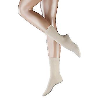 Cosy Falke calze di lana - marrone cammello