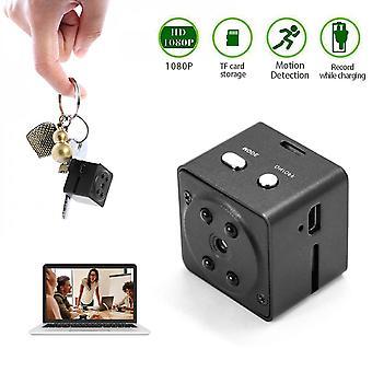 Шпионская камера 1080p Мини скрытая камера Беспроводная камера безопасности