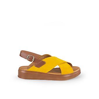 Sandales Zian 109061 Couleur Jaune