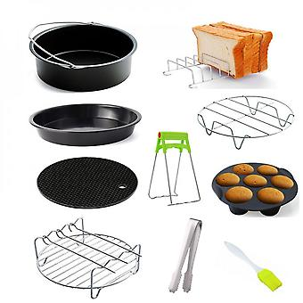 Air Fryer Accessories, Grill, Steamer, Clamp