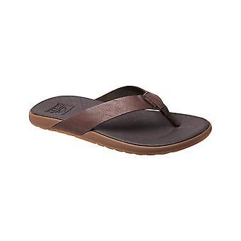 Reef konturerade Voyage sport sandaler i brunt