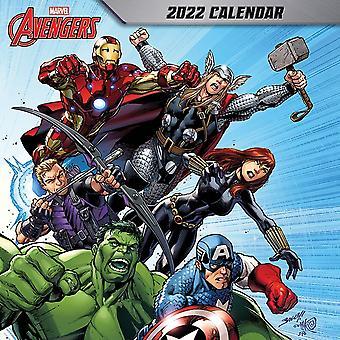 Pyramid International Marvel Avengers 2022 Calendar