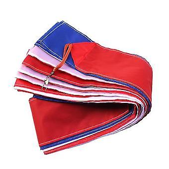 Rainbow Triangle - Friluftsliv Long Tail Sport Kite