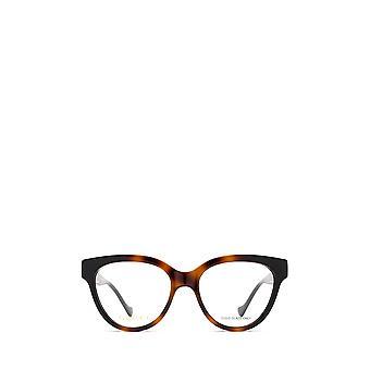 Gucci GG1024O lunettes femme noir & havane