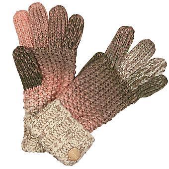 Regatta Damen Frosty Glove V Warm Strick Winterhandschuhe