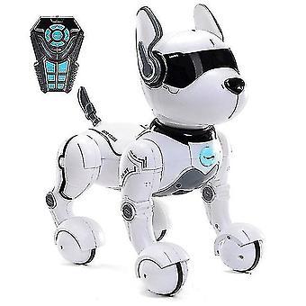 Robotic toys remote control robot dog toy  rc dog robot toys smart dancing robot toy  talking rc animals