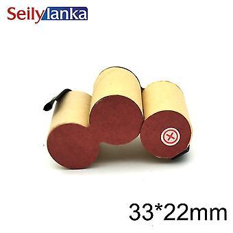 Batterie 3000mah 3.6v Ni-mh 4/5v Giet Zwart Decker Kc 9036 Kc 9039 Kc9036 Kc9039