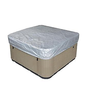 Waterdichte Polyester Square Hot Tub Cover Outdoor Spa Covers Square Hot Tub Cover