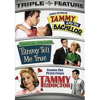 Tammy Triple funktionen [DVD] USA import