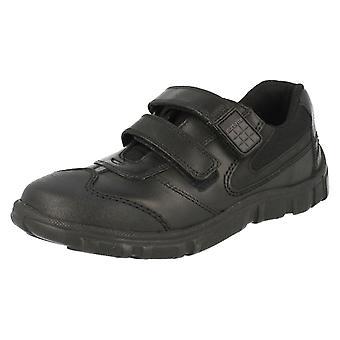 Escuela de los muchachos Startrite zapatos suspender