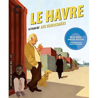 Le Havre [BLU-RAY] USA import