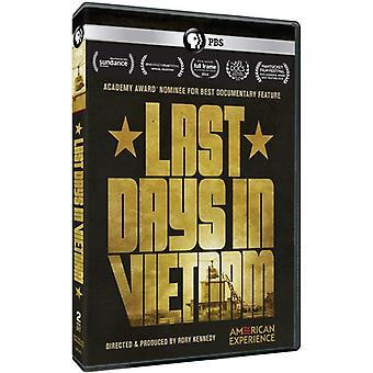 ベトナム 【 DVD 】 USA 輸入でアメリカの経験: 最後の日