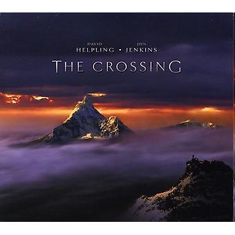 David Helpling & Jon Jenkins - Crossing [CD] USA import