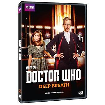 Doctor Who: Djupt andetag [DVD] USA import