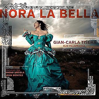 Gian-Carla Tisera - importación de USA de Nora La Bella [CD]