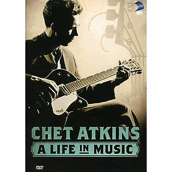 Chet Atkins - Chet Atkins: A Life in Music [DVD] USA import