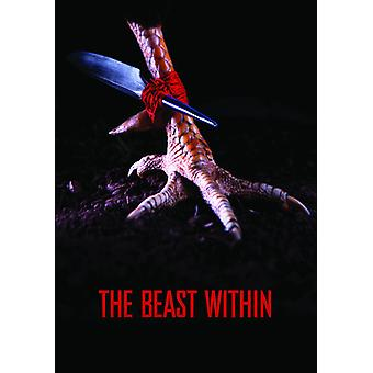 Beast Within [DVD] USA import