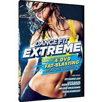 4 Fat Blasting Workouts [DVD] USA import