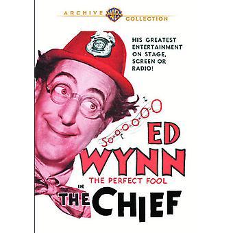 Chef [DVD] USA importerer