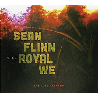 Sean Flinn & Royal We - Lost Weekend [CD] USA import
