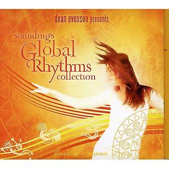 Dean Evenson - Soundings Global Rhythm Collection [CD] USA import