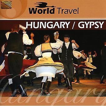Farkas Jr., Andras & Ensemble - World Travel: Hongarije/Gypsy [CD] USA importeren