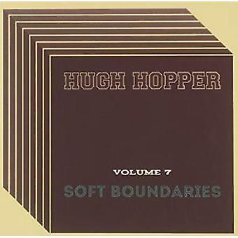 Hugh Hopper - Volume 7: Soft Boundaries [CD] USA import
