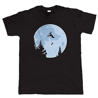 Lustige ET Mond BMX Herren T Shirt - alle Größen inc 4XL 5XL