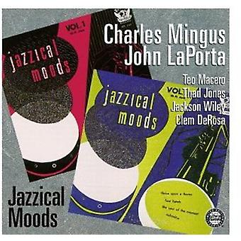 Mingus/La Porta - Jazzical Moods [CD] USA import
