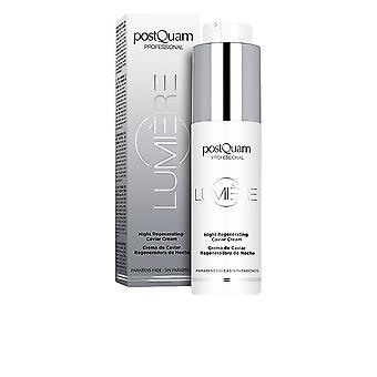 PostQuam Lumiere noite regenerador Caviar Cream 50 Ml para as mulheres