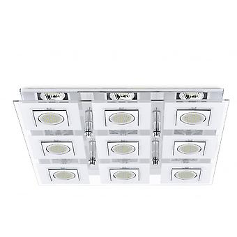 Eglo CABO 9 LED Spot Ceiling Light