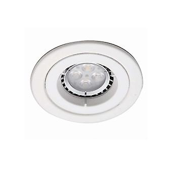 Ansell ICage Mini Downlight 50W GU10 White