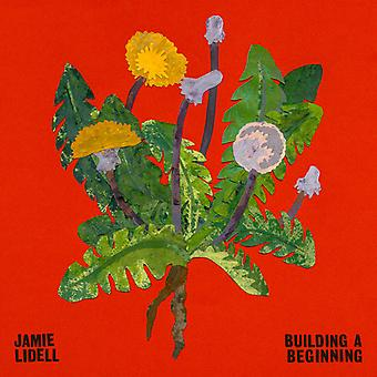 Jamie Lidell - Building a Beginning [CD] USA import