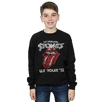 Rolling Stones pojat US 78 kiertueen paita