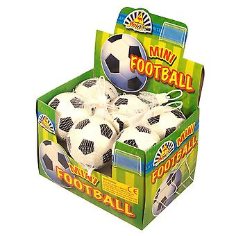 24 Mini Soft Footballs - 310-424