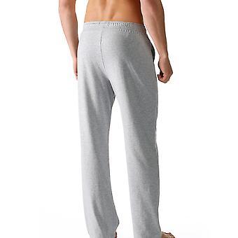 Mey 24660-620 mannen Lounge grijs effen kleur Pajama pyjama's Pant