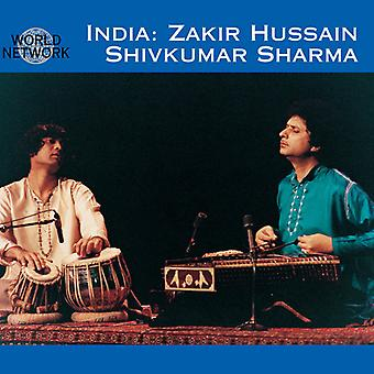 Hussain/Sharma - Classical Indian Music [CD] USA import