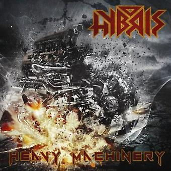 Hybris - Heavy Machinery [CD] USA import