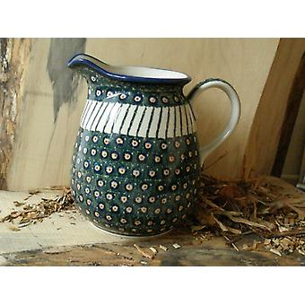 Jar, 2000 ml, height 18 cm, tradition 1 boleslawiec aardewerk - BSN 5028